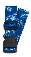 Fabrizio kuviollinen matkalaukkuremmi, 00124, sininen