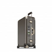 Rimowa Limbo Electronic Tag, suuri 73 l, Granite Brown