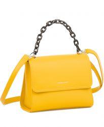 Daniele Donati käsilaukku, 01.291.40 keltainen