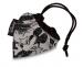 Mickey Mouse apukassi 10291-9900, mustavalkoinen