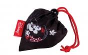 Mickey and Minnie apukassi 10326-9900, musta