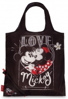 Mickey and Minnie apukassi 10326-9900, musta