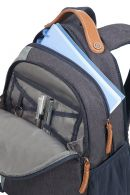 "Samsonite Rewind Natural tietokonereppu EXP L 16"", River Blue"