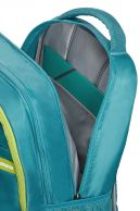 American Tourister Urban Groove Sportive reppu, light blue/lime