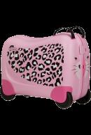 Samsonite Dreamrider lasten matkalaukku, leopard