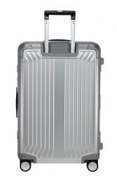 Samsonite Lite-Box Alu, keskisuuri matkalaukku, alumiini