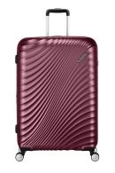 American Tourister Jetglam, suuri matkalaukku, Metallic Grape Purple