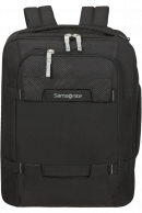 "Samsonite Sonora 15.6"" 3-way boarding bag,  musta"