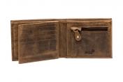 A. Eriksson RFID-nahkalompakko, 135-318, ruskea