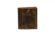 A. Eriksson RFID-nahkalompakko, 135-410, ruskea