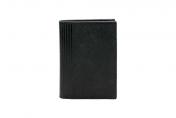A. Eriksson RFID-nahkalompakko, 135-412, musta