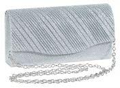 HJP juhlalaukku, 14003, hopea