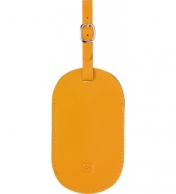 Go Travel Big Bag Tag nimilappu, oranssi