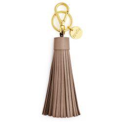 Firefly Soft Tassel heijastava laukkukoru, camel