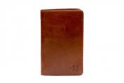 A. Eriksson nahkainen RFID-lompakko, 200-110, ruskea