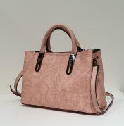 Daniele Donati käsilaukku, 01.263.09, roosa