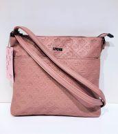 Lycke olkalaukku Sandnes 8003101, pink