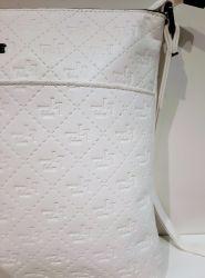 Lycke olkalaukku Sandnes 8003101, valkoinen