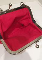 Nabo kukkarolaukku, L2401, punainen
