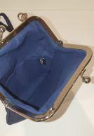 Nabo kukkarolaukku, L2401, sininen