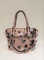 Migant käsilaukku, MG-1392, nude kukkakuosi