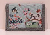 ABC123 lasten lompakko, Koala