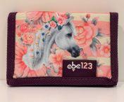 ABC123 lasten lompakko, Hevonen