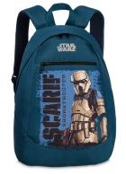 Star Wars Rogue One reppu, Scarif Shoretrooper, sininen