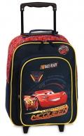 Disney Cars lasten matkalaukku, sinipunainen