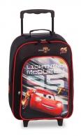 Disney Cars, lasten matkalaukku, musta