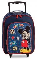 Disney Mikki Hiiri, lasten matkalaukku, sininen