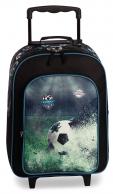 Fabrizio lasten matkalaukku, jalkapallo
