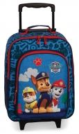 Ryhmä Hau lasten matkalaukku, tummansininen