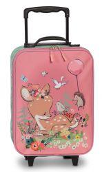 Fabrizio Kauris, lasten matkalaukku, pastel green