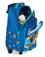 44 Cats lasten matkalaukku, sininen