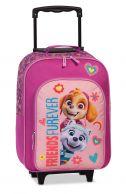 Nickelodeon Paw Patrol lasten matkalaukku, 20639-2100, roosa