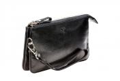 A. Eriksson lompakkolaukku, 24-1104, musta