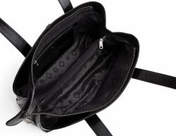 Adax nahkainen Salerno Nikita käsilaukku, musta