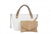 Ulrika käsilaukku, 35-6133-14, valkoinen