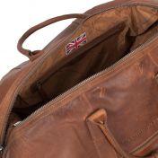 The Chesterfield Brand nahkainen matkakassi, Cognag