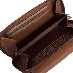 The Chesterfield Brand Ascot nahkainen RFID-lompakko, konjakki