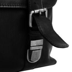 The Chesterfield Brand Jules nahkainen salkku, musta