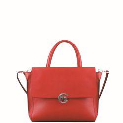 Punainen Comma käsilaukku