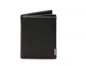 A. Eriksson nahkainen RFID-korttilompakko, 488-413, musta