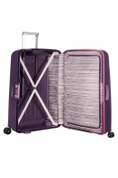 Samsonite S'Cure, keskisuuri 79l, dark purple/raspberry