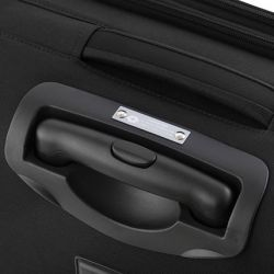 CarryOn Air keskisuuri matkalaukku, musta