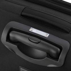 CarryOn Air suuri matkalaukku, musta