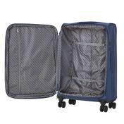CarryOn Air keskisuuri matkalaukku, Steel Blue