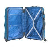 CarryOn Porter, keskisuuri matkalaukku, petrol blue