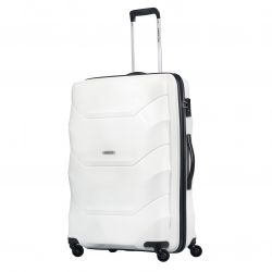 CarryOn Porter, keskisuuri matkalaukku, ivory white